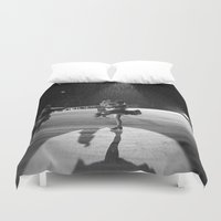 wonderland Duvet Covers featuring WONDERLAND by GL-ART-PHOTOGRAPHY