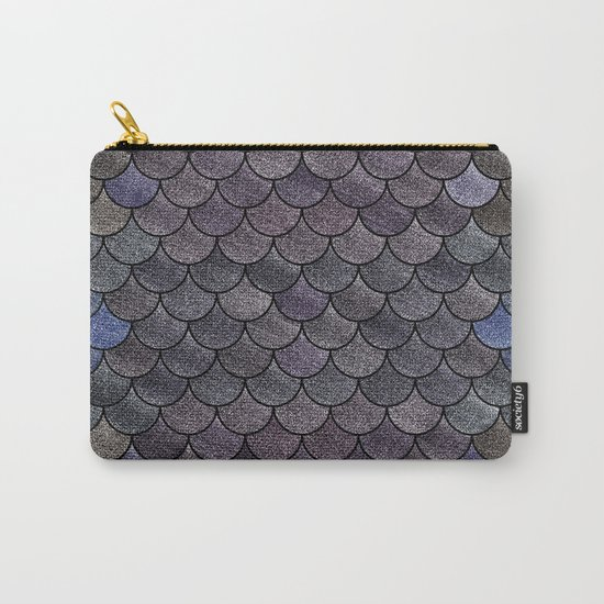 Lovely Pattern II(Glitter Version) Carry-All Pouch
