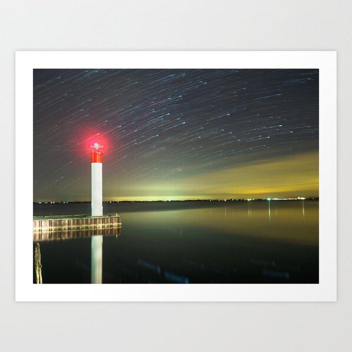Lake Erie #4 Art Print