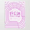 Fresh New Ways – Wow Pink by artjenc