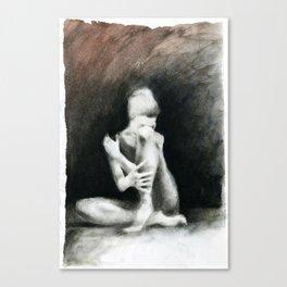 C a r e s s  II Canvas Print