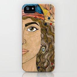 Jael iPhone Case