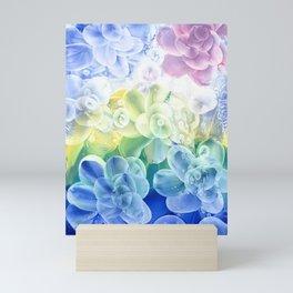 Flowers II Mini Art Print