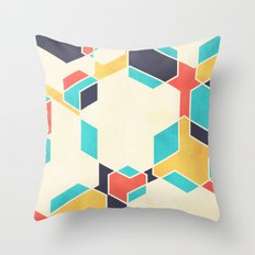 Lacuna Throw Pillow