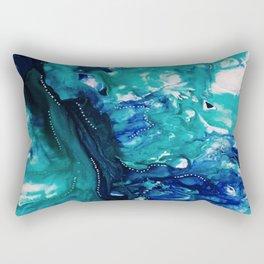 Indigo Collection Rectangular Pillow