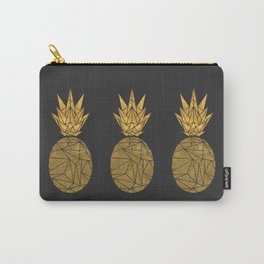 Bullion Rays Pineapple Carry-All Pouch