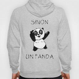 Sinon, un panda (6) Hoody