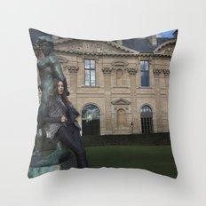 Fashion 2 Throw Pillow
