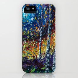Moonlight Sonata iPhone Case