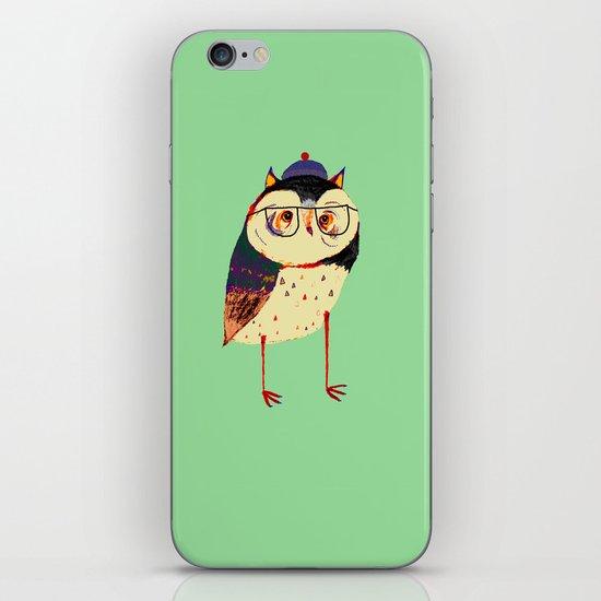 Owl Cutey. iPhone Skin