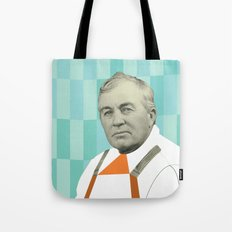 Dr. Spaceman Tote Bag