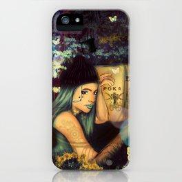 The Gardens (Poka)  iPhone Case