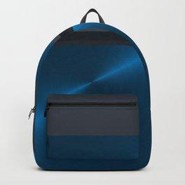 Blue Speakers Backpack