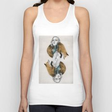 The Letter S Unisex Tank Top