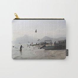 Mughsail Beach, Oman Carry-All Pouch