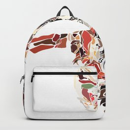 San Joaquin Fox Backpack