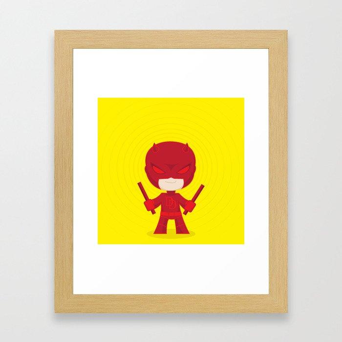 Daredevil Framed Art Print