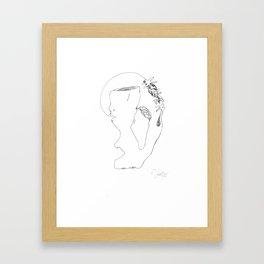 Killer Framed Art Print