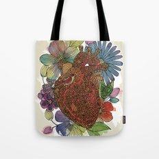 Heart Happy Tote Bag