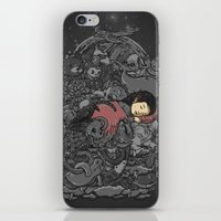 dreams iPhone & iPod Skins featuring Dreams by Alex Solis