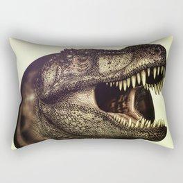 Tyrannosaurus Rex Rectangular Pillow
