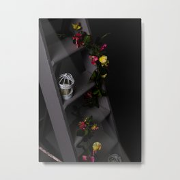 Flowers of night Metal Print