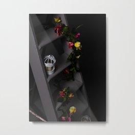 Flowers of night Metal Print