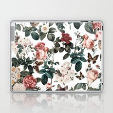 Floral and Butterflies II Laptop & iPad Skin