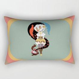 Chomp, CHOMP! Rectangular Pillow