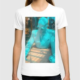 Le Corbusier by Xavier Veilhan T-shirt