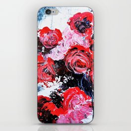 The Roses Are Bleeding iPhone Skin