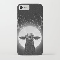 deer iPhone & iPod Cases featuring The Banyan Deer by Davies Babies