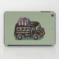 earthbound iPad Cases featuring Runaway 5 Van - Mother 2 / Earthbound by Studio Momo╰༼ ಠ益ಠ ༽