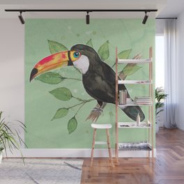 Toco toucan Wall Mural