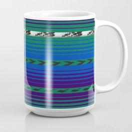 Blue Huipil Coffee Mug