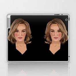 On Wednesdays, We Wear Black Laptop & iPad Skin