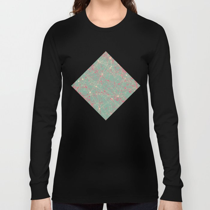 LINK abstract I Long Sleeve T-shirt