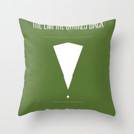 The Empire Strikes Back Throw Pillow