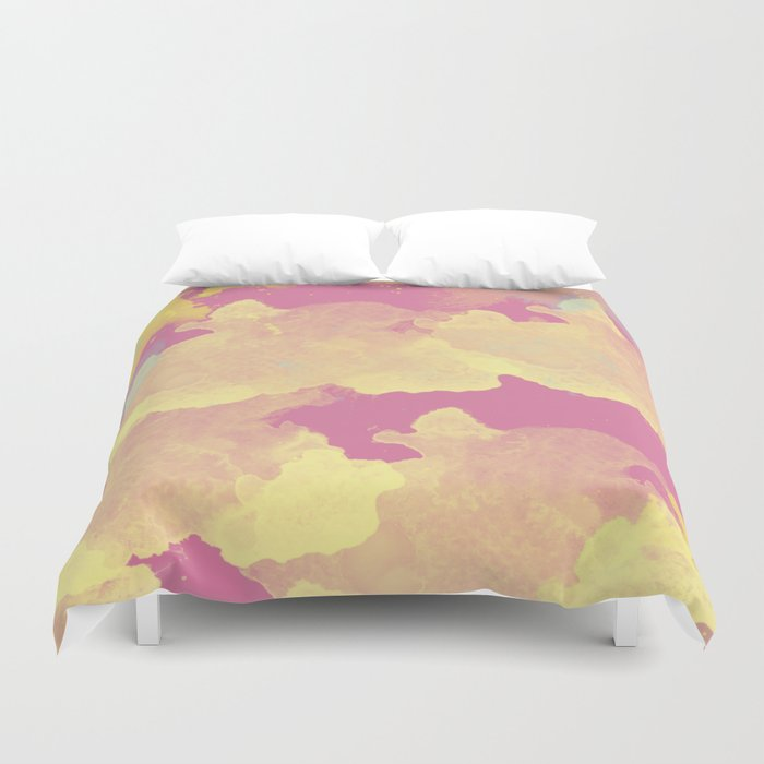 Abstract 41 Duvet Cover