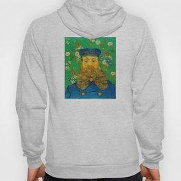 Vincent van Gogh - Portrait of Postman Hoody