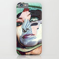 ELISA_GLITCH_IN THE SKY MIT MELANCHOLIE_ iPhone 6s Slim Case