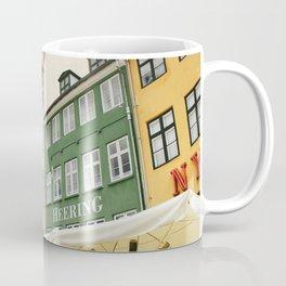 Colors of Nyhavn Coffee Mug
