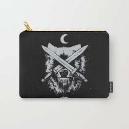 II of Swords Carry-All Pouch