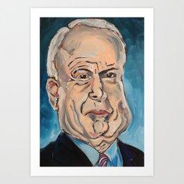 Taliban Republican: John McCain Art Print