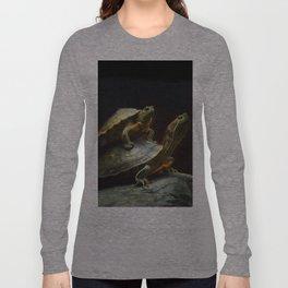 Piggybacking Long Sleeve T-shirt