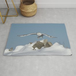 Over the hills Rug