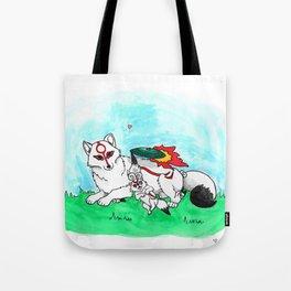 Mamaterasu Tote Bag