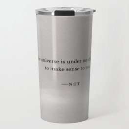 The Universe Travel Mug