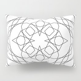 Geometric #13b Pillow Sham