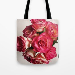 Roses bought with love don't die that easily Tote Bag